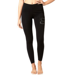 76e5233607c62 Fox Racing Womens Enduration Leggings Lounge Pants Black