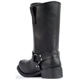 Tour Master Mens Renegade WP Leather Boots Black