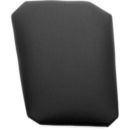 Quadboss Replacement Left Elbow Pad For Traveler Trunk ATV 258448 Black