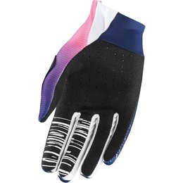 Thor Womens Void Dashe MX Gloves Blue