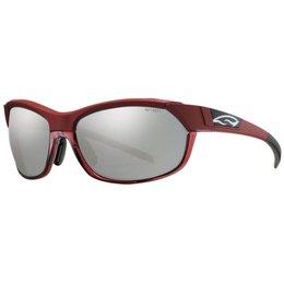 Caldera Red/platinum, Ignitor, Clear Smith Optics Mens Pivlock Overdrive Sunglasses 2014 Caldera Red Platinum