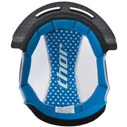 Blue Thor Replacement Liner For 2010 Quadrant Helmet
