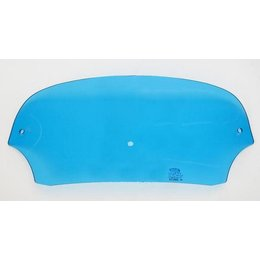 Memphis Shades Batwing 5 Inch Windshield Blue