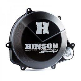 Hinson Billetproof Clutch Cover Aluminum For Honda CRF450R CRF450X C789-0816 Black