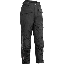 Black Firstgear Womens Ht Textile Overpants 2014 Us 6