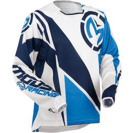 Moose Racing Mens M1 Jersey Blue