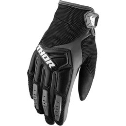 Thor Youth Boys Spectrum MX Gloves Black