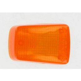 K&S Technologies Turn Signal Replacement Lens Amber For Suzuki DR GSX 88-09