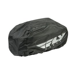 Fly Racing Grande Tail Bag Rain Cover Black 479-10501