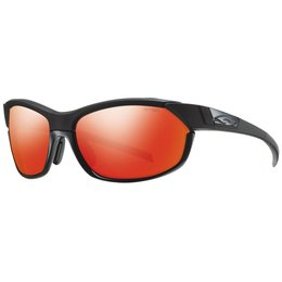 Black/red, Ignitor, Clear Smith Optics Mens Pivlock Overdrive Sunglasses With Sol-x Lens 2014 Black Red