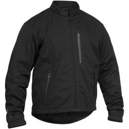 Black Firstgear Mens Tall Tpg Tech Soft Shell Liner Jacket 2014