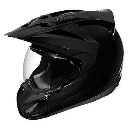 Black Gloss Icon Variant Helmet