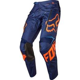 Fox Racing Mens Legion LT Offroad Riding Pants Blue