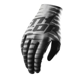 Grey Thor Mens Void Plus Rift Gloves 2015