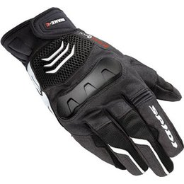 Black Spidi Sport Wake-e Gloves