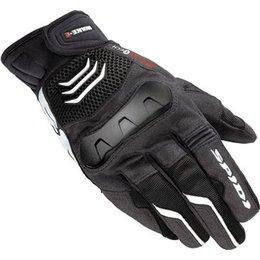 Black Spidi Sport Wake-e Gloves