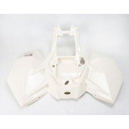Maier Rear Fender White For Suzuki LT-R450 06-09