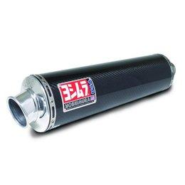 Carbon Fiber Sleeve Muffler Yoshimura Exhaust Rs3 Bolt-on Carbon For Suzuki Gsxr-750 04-05