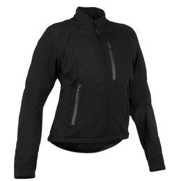 Black Firstgear Womens Tpg Tech Soft Shell Liner Jacket 2014