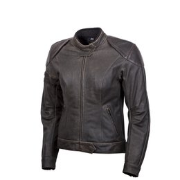 Scorpion Womens Catalina Leather Jacket 2014 Brown