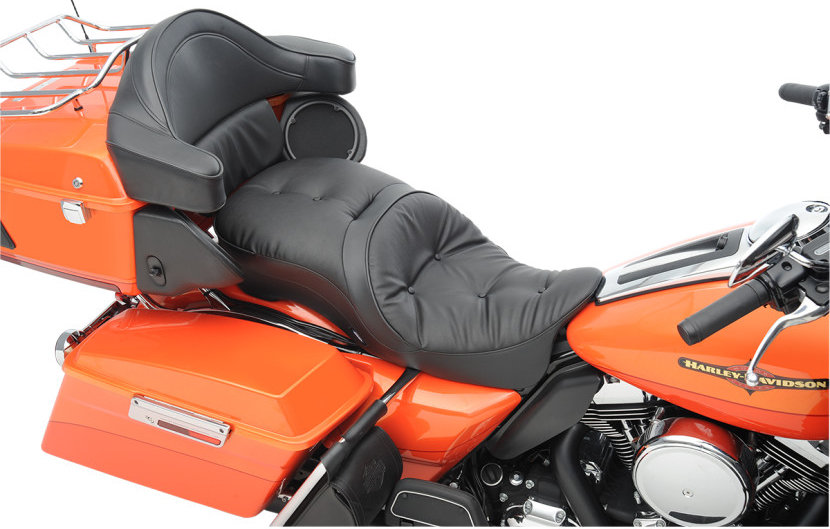 $369.95 drag specialties touring pillow top seat for #220161