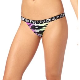 Fox Racing Womens Rictor Elastic Waistband Bikini Bottom