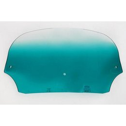 Memphis Shades Batwing 7 Inch Windshield Teal