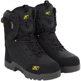 Klim Mens Artic GTX Gore-Tex Insulated Snowmobile Boots Black