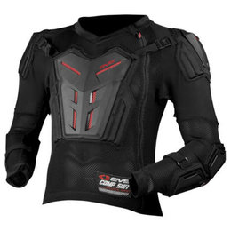 EVS Youth Comp Suit Protection Jacket Black