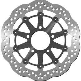 BikeMaster Contour Front Brake Rotor For Triumph Bonneville Daytona 650 1256X Unpainted