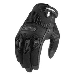 Black Icon Twenty-niner Gloves