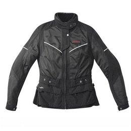 Black Spidi Sport Womens Netwin Jacket Xl-large
