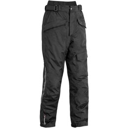 Black Firstgear Mens Short Ht Textile Overpants 2014 Us 36