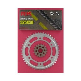 RK Chain/Sprocket Kit 525 O For Suzuki GSXR600 97-00