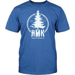 HMK Mens Stamp Crew Neck T-Shirt