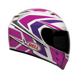 Bell Powersports Womens Vortex Grinder Full Face Helmet Pink
