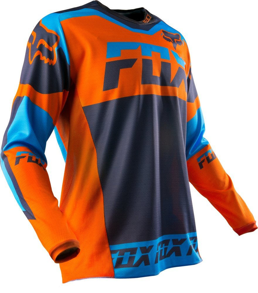 fox racing mens 180 mako jersey 235413. Black Bedroom Furniture Sets. Home Design Ideas