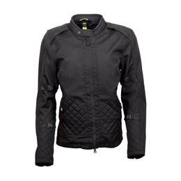 Scorpion Womens Dominion Textile Jacket 2014 Black