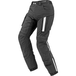Spidi Sport Mens Ergo Pro H2Out Armored Textile Pants Black
