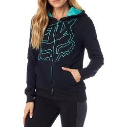 Fox Racing Womens Specific Zip Hoody Black