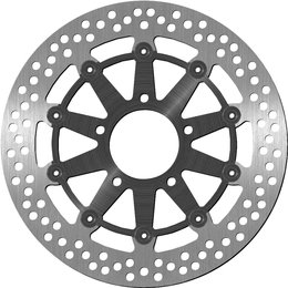Bikemaster Front Brake Rotor For Triumph 1256 Unpainted