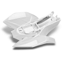 Maier Rear Fender White Carbon For Suzuki LT-R450 06-09