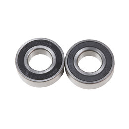 Pivot Works Front Wheel Bearing And Seal Kit LS Pair For Harley-Davidson Unpainted
