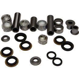 All Balls Swing Arm Linkage Bearing And Seal Kit 27-1053 For Suzuki RM125 RM250 Unpainted