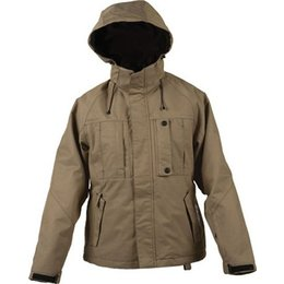 HMK WOMENS HUSTLER SNOW JACKET OLIVE