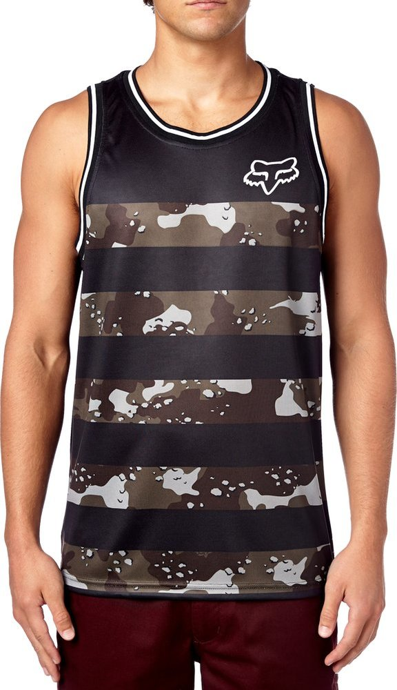 aff05e5fb9455  39.50 Fox Racing Mens Box Tech Tank Top  993801