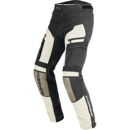 Spidi Sport Mens Hard Track H2Out Armored Textile Pants Black