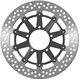 Bikemaster Front Brake Rotor For Triumph Daytona 675R Street Triple 675/R 1257 Unpainted
