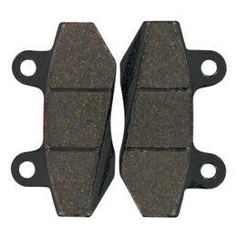 SBS Ceramic Front Brake Pads Single Set Only Hyosung 2006 RX125 551HF Unpainted