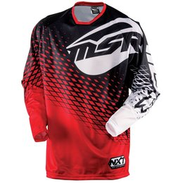 Red, Black Msr Mens Nxt Jersey 2015 Red Black